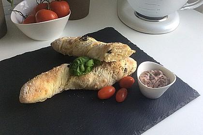 Baguette Parisienne 22