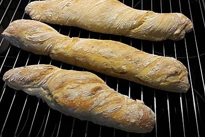 Baguette Parisienne 38