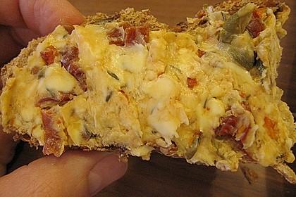 Basilikum - Tomaten - Butter