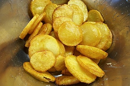 Blähkartoffeln