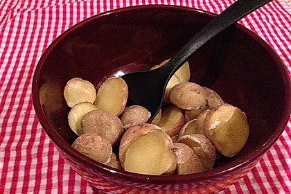 Blähkartoffeln 1