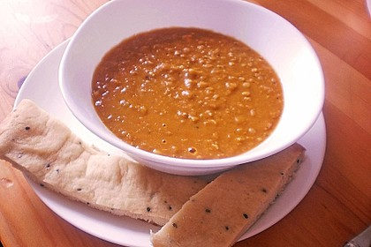 Rote Linsen - Suppe 12