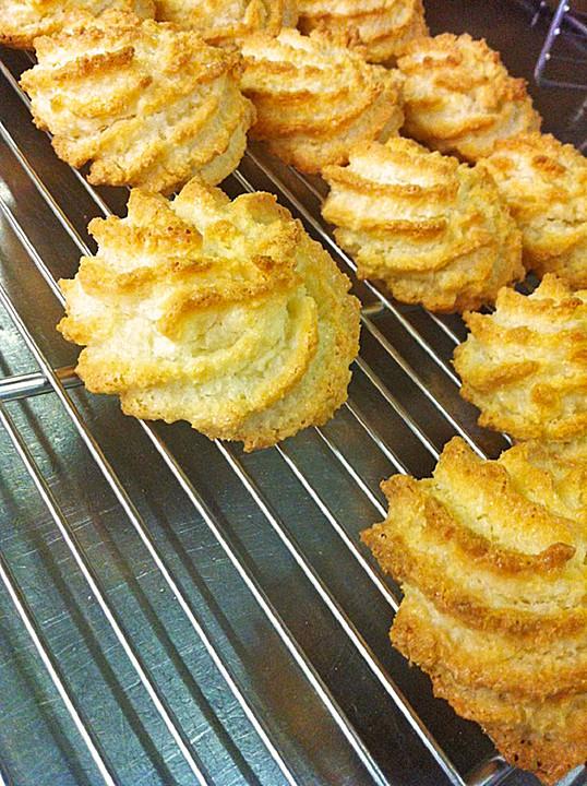Kokosmakronen Einfach Von Mamischnulli Chefkoch