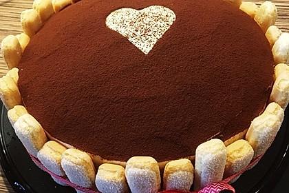 Tiramisu - Torte 3