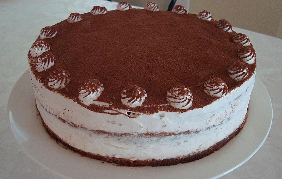 Tiramisu Torte Von Sh19 Chefkoch De