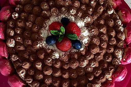 Tiramisu - Torte 2