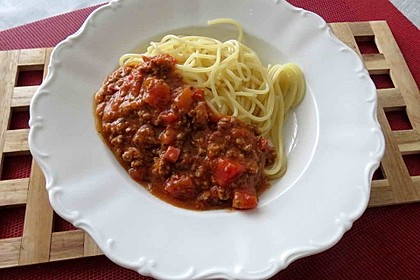 Spaghetti Bolognese 22