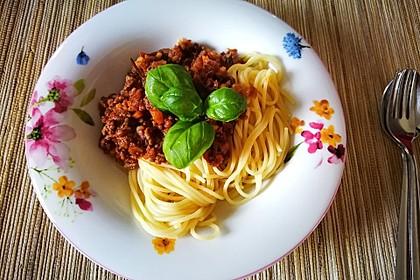 Spaghetti Bolognese 2