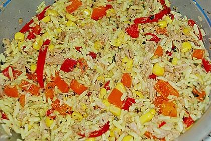 Reis - Thunfisch - Salat 20