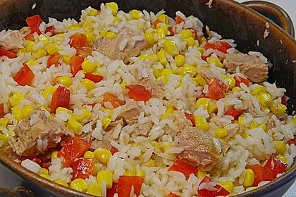 Reis - Thunfisch - Salat 16
