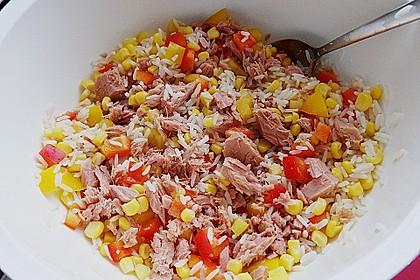 Reis - Thunfisch - Salat 8