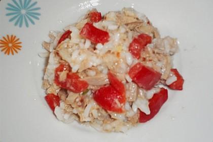 Reis - Thunfisch - Salat 23