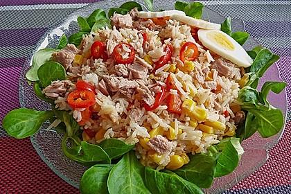 Reis - Thunfisch - Salat 2