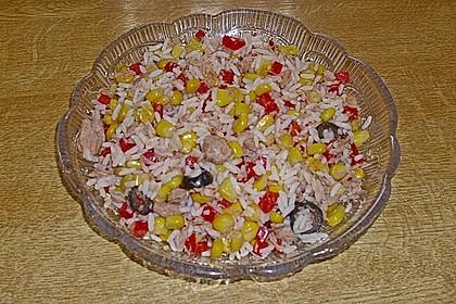 Reis - Thunfisch - Salat 17