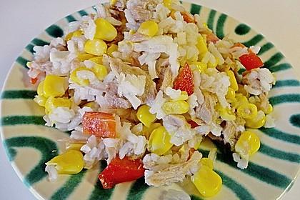 Reis - Thunfisch - Salat 5