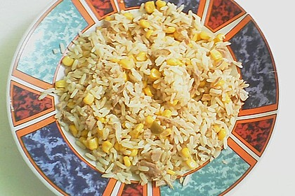 Reis - Thunfisch - Salat 19