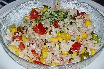 Reis - Thunfisch - Salat 10