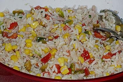 Reis - Thunfisch - Salat 21