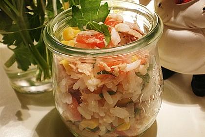 Reis - Thunfisch - Salat 3