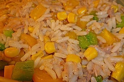 Reis - Thunfisch - Salat 11