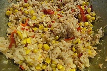 Reis - Thunfisch - Salat 15