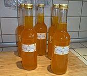 Zitronensirup und Orangensirup (Bild)