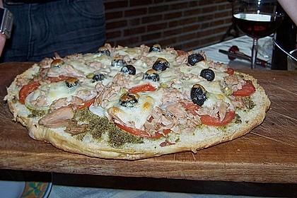 Fladenbrotpizza 3