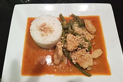 Chicken Panang Curry 4