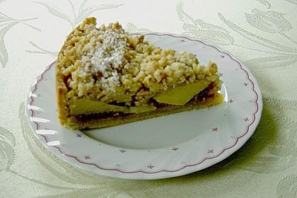 Walnuss - Apfel - Streuselkuchen 16