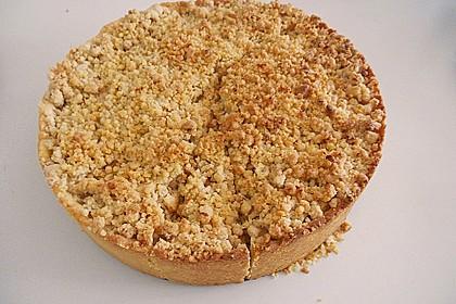 Walnuss - Apfel - Streuselkuchen 7