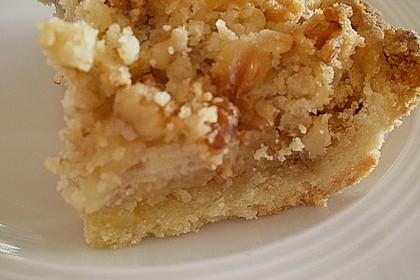 Walnuss - Apfel - Streuselkuchen 23