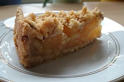 Walnuss - Apfel - Streuselkuchen 3