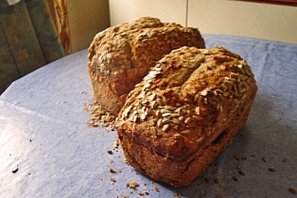 Sechskorn - Brot (Bild)