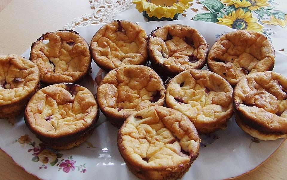 Kasekuchenmuffins Von Sandy2509 Chefkoch De