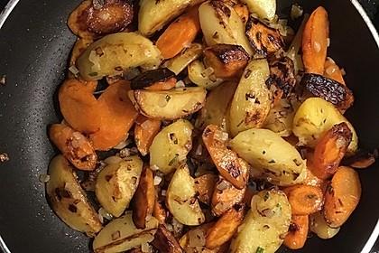 Knusprige Bratkartoffeln nach Muttis Rezept (Bild)