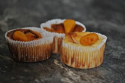 Kasekuchen Muffins Von Erdbeerie Chefkoch De