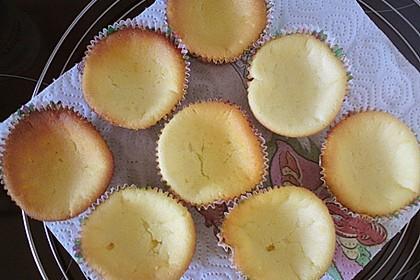 Käsekuchen - Muffins (Bild)
