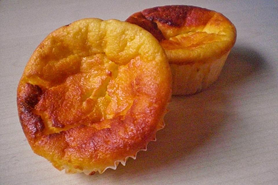 Kasekuchen Muffins Von Pippilotta Viktualia Chefkoch De
