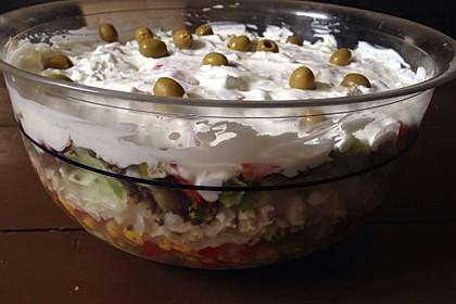 Uschis griechischer Schichtsalat 28