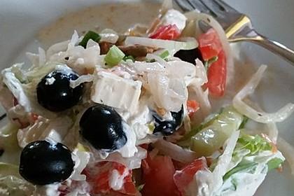 Uschis griechischer Schichtsalat 12