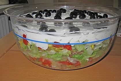 Uschis griechischer Schichtsalat 10