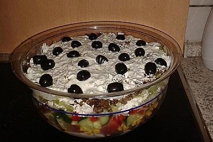 Uschis griechischer Schichtsalat 13