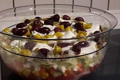 Uschis griechischer Schichtsalat 24