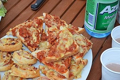 Pizza - Toast, kalorienarm 1
