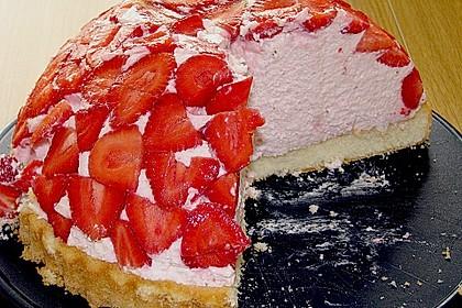 Erdbeer - Kuppeltorte à la Jessy 20