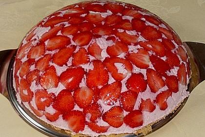 Erdbeer - Kuppeltorte à la Jessy 32
