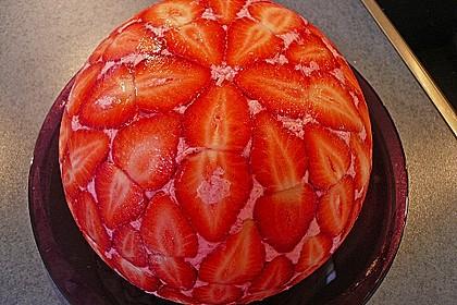 Erdbeer - Kuppeltorte à la Jessy 5