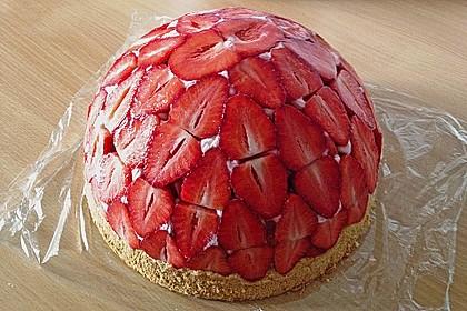 Erdbeer - Kuppeltorte à la Jessy 14