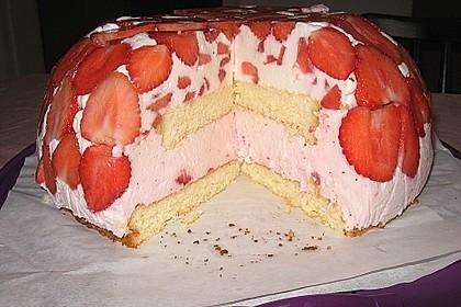 Erdbeer - Kuppeltorte à la Jessy 22