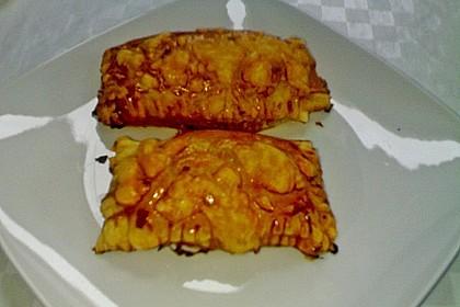 Pizzataschen aus Blätterteig 18
